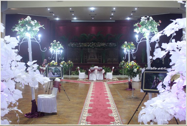 Catering Jakarta murah untuk wedding, khitanan dan sunatan