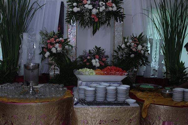 Catering Tangerang Selatan Prasmanan pernikahan enak dan murah