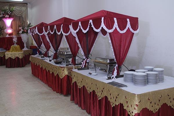 Daftar menu gubukan unik paling favorite untuk nikahan di Jakarta 2021
