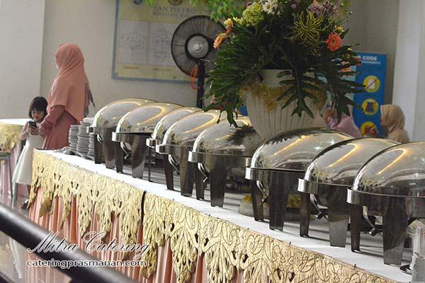 Catering prasmanan murah dan enak di Jakarta