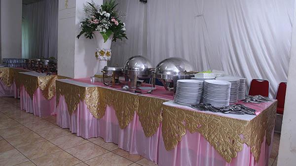 Catering untuk acara lamaran di Jakarta, Tangerang, Depok, Bekasi dan Bogor