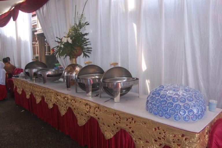 Catering Curug Tangerang menu prasmanan yang murah dan enak