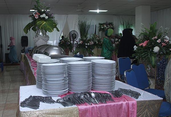Catering Pondok Gede Prasmanan Murah dan Enak
