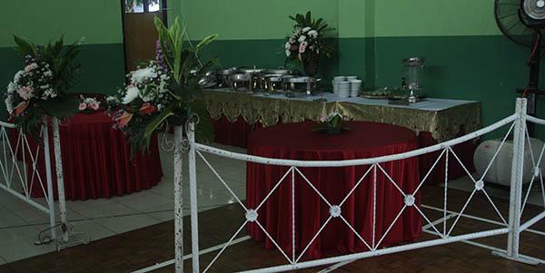 Jasa catering di Cilincing yang murah dan enak untuk acara pernikahan di rumah dan kantor
