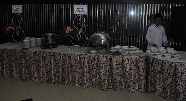 Catering daerah Kosambi Tangerang menu catering prasmanan enak dan murah