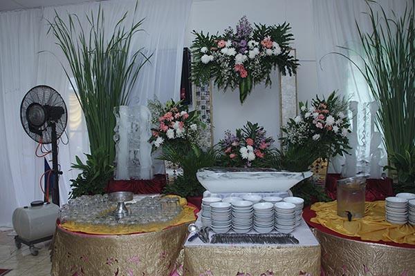 Catering di Ciater, Serpong, Tangerang Selatan