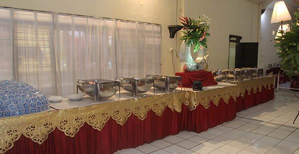 Jasa catering di Cilodong Depok murah dan enak menu catering prasmanan