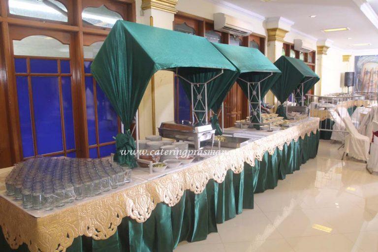 Harga paket catering sunatan di Jakarta, Tangerang, Bekasi, Depok dan Bogor