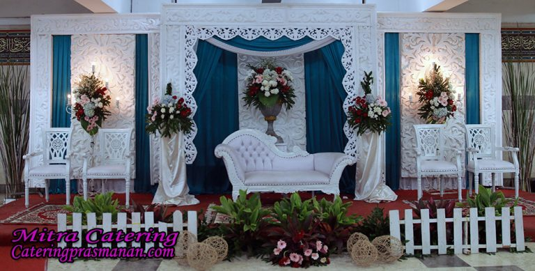 pelaminan dan paket pernikahan murah di Tangerang