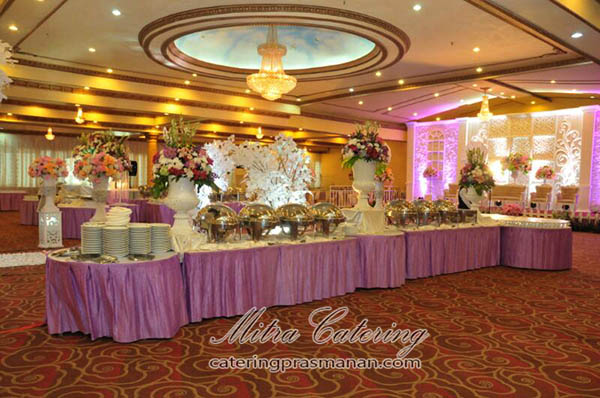 Daftar catering wedding