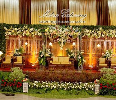 Paket catering pernikahan Jakarta Selatan