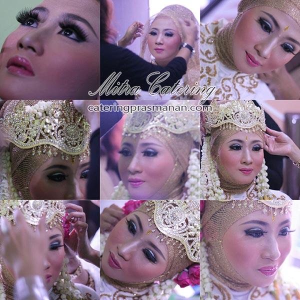 Paket rias pengantin di Tangerang