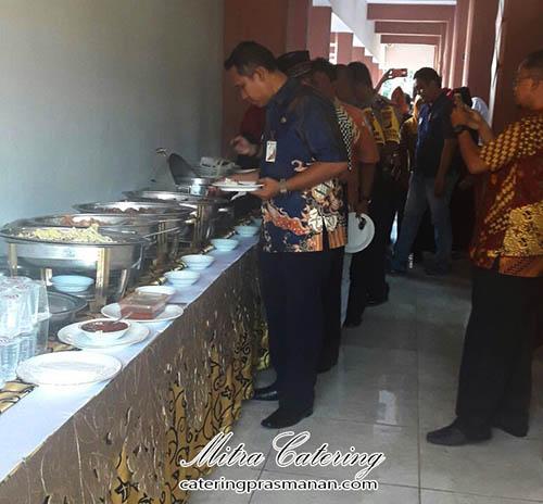 Catering Prasmanan di Jakarta Barat