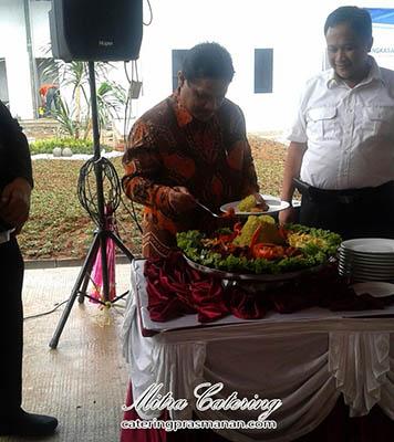 Catering prasmanan di Pondok Aren