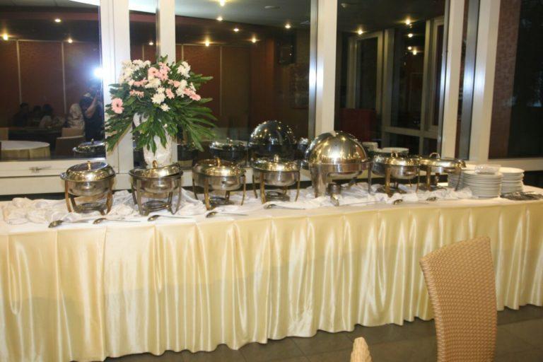Paket menu catering prasmanan lebaran Idul Fitri