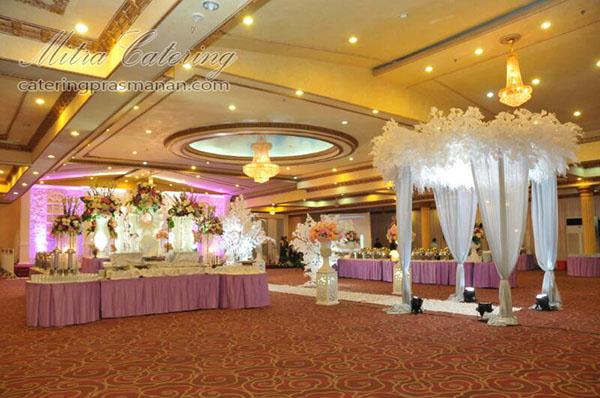 Paket Catering Pernikahan 2019