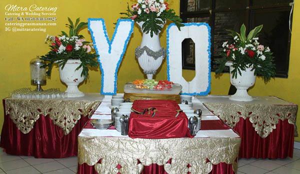 Menu catering pernikahan di serpong
