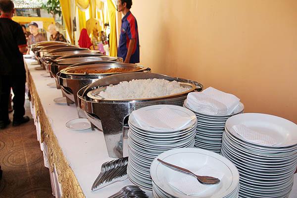 Paket Catering Pernikahan di Ciputat