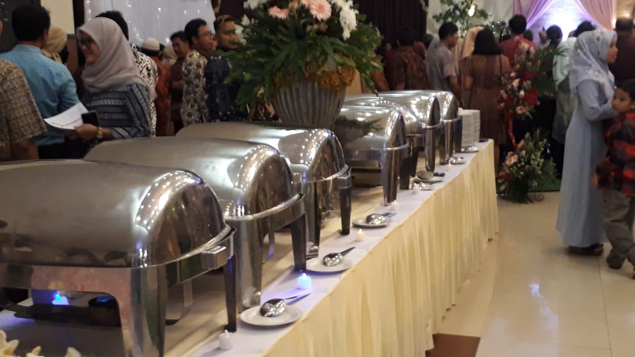 paket catering pernikahan di Wisma Makara UI Depok