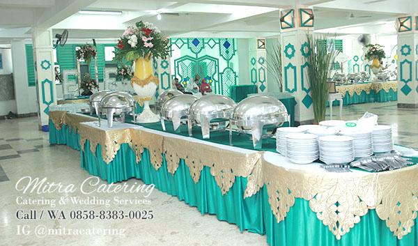 Catering di Jati Padang Jakarta Selatan