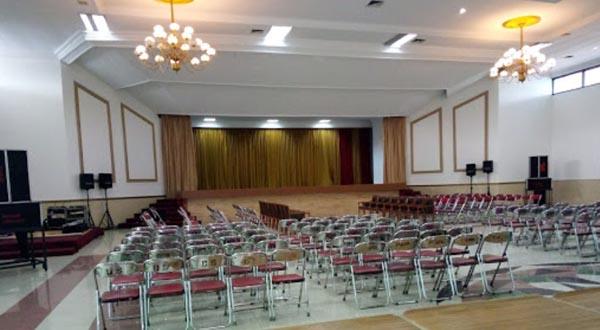 Gedung Pertemuan Pertamina - daftar gedung pernikahan Jakarta Pusat