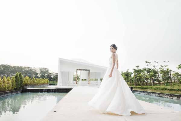paket wedding the breeze bsd chakra venue