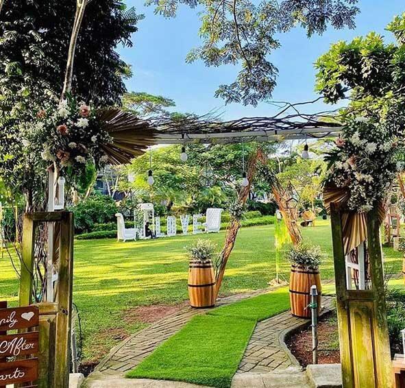 Daftar Wedding Venue di BSD Serpong Tangerang Selatan